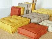 Cuscini materasso trapuntati